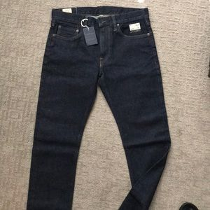 *NEW* J Crew Men's 484 Straight Jeans (30/34)